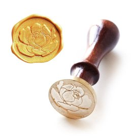 ALTENEW Wax Seal Stamp - Blooming Bud
