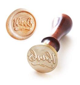 ALTENEW Wax Seal Stamp - Just Thanks