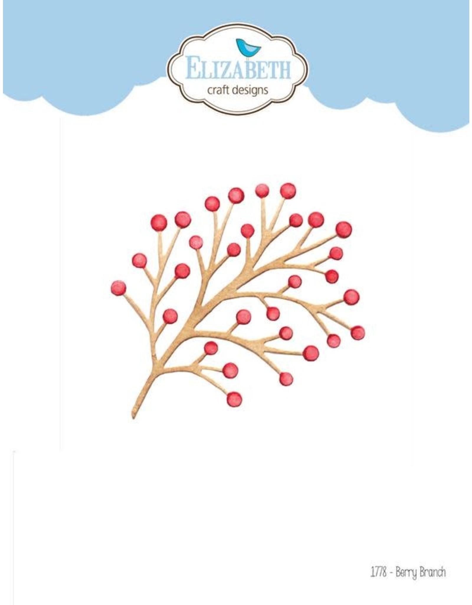 Elizabeth Craft Designs Berry Branch