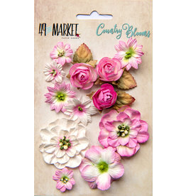 49 AND MARKET Flowers, Country Blooms - Blush - *DISC*