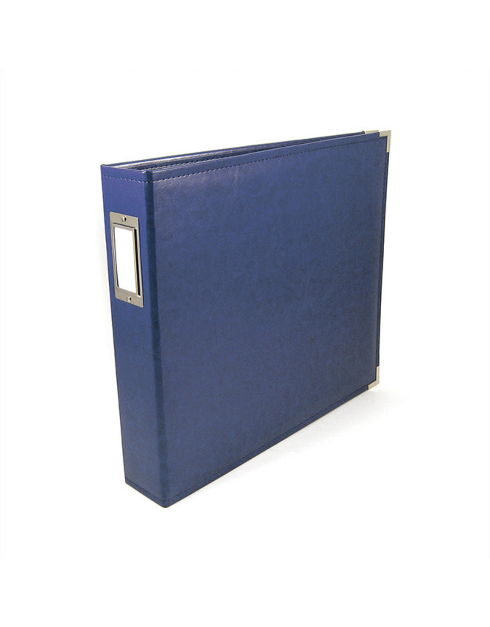 WE R MEMORY KEEPERS 12X12 Classic Album, Ring - Cobalt