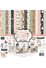 Echo Park 12X12 Collection Kit, Our Wedding