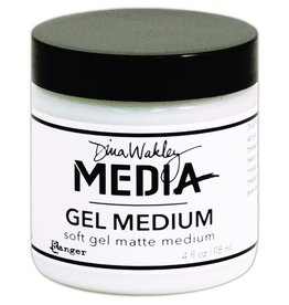 Dina Wakley Media Media Gel Medium 4oz