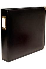 12X12 Classic Album, Ring - Black