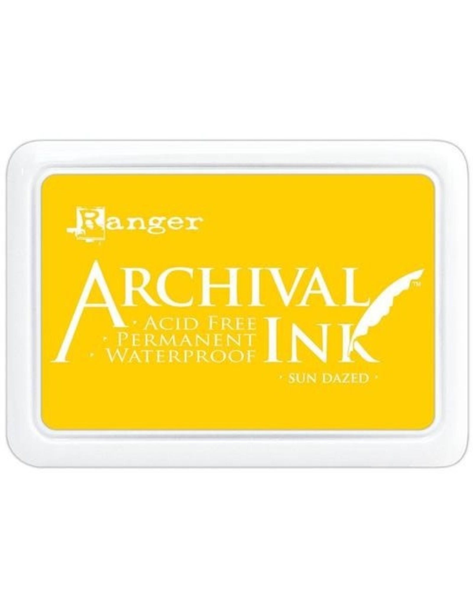 Ranger Archival Ink Pad Sun Dazed