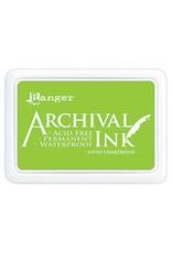 Ranger Archival Ink Pad Vivid Chartreuse