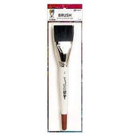 """Dina Wakley Media Dina Wakley MEdia Brush, Synthetic Bristle (2"""")"""