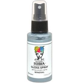 Dina Wakley MEdia Gloss Spray, Mineral