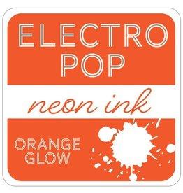 Gina K. Designs ElectroPop Neon Ink Pad, Orange Glow