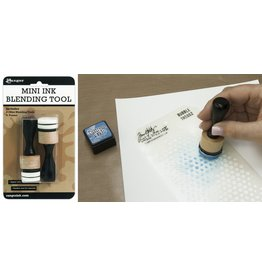 "Tim Holtz Mini Ink Blending Tool 1"" Round"