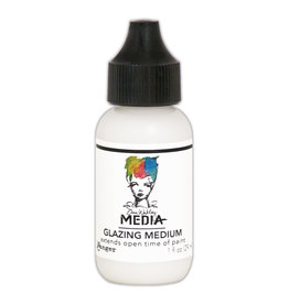 Dina Wakley Media Medium, Glazing Medium 1oz