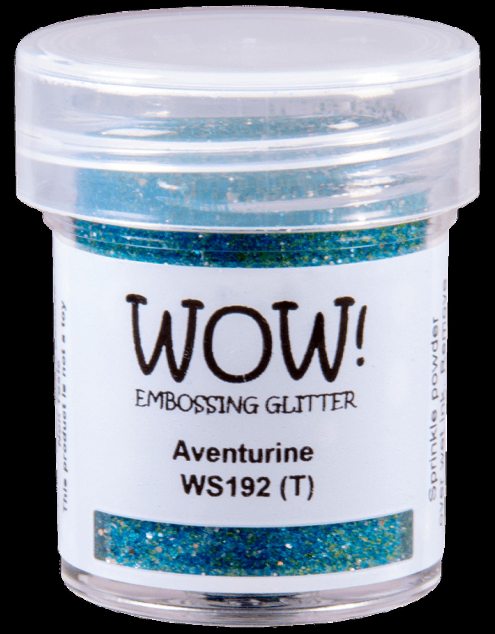 WOW! Aventurine Embossing Glitter- WOW