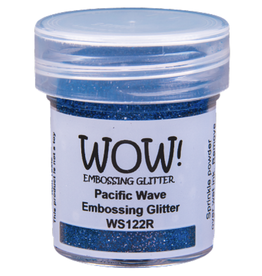 WOW! Pacific Wave Embossing Glitter