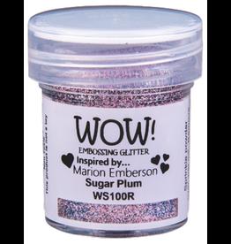 WOW! Sugar Plum Embossing Glitter