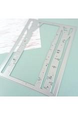 Catherine Pooler Designs Alpine Village White Birch Cover Plate Die