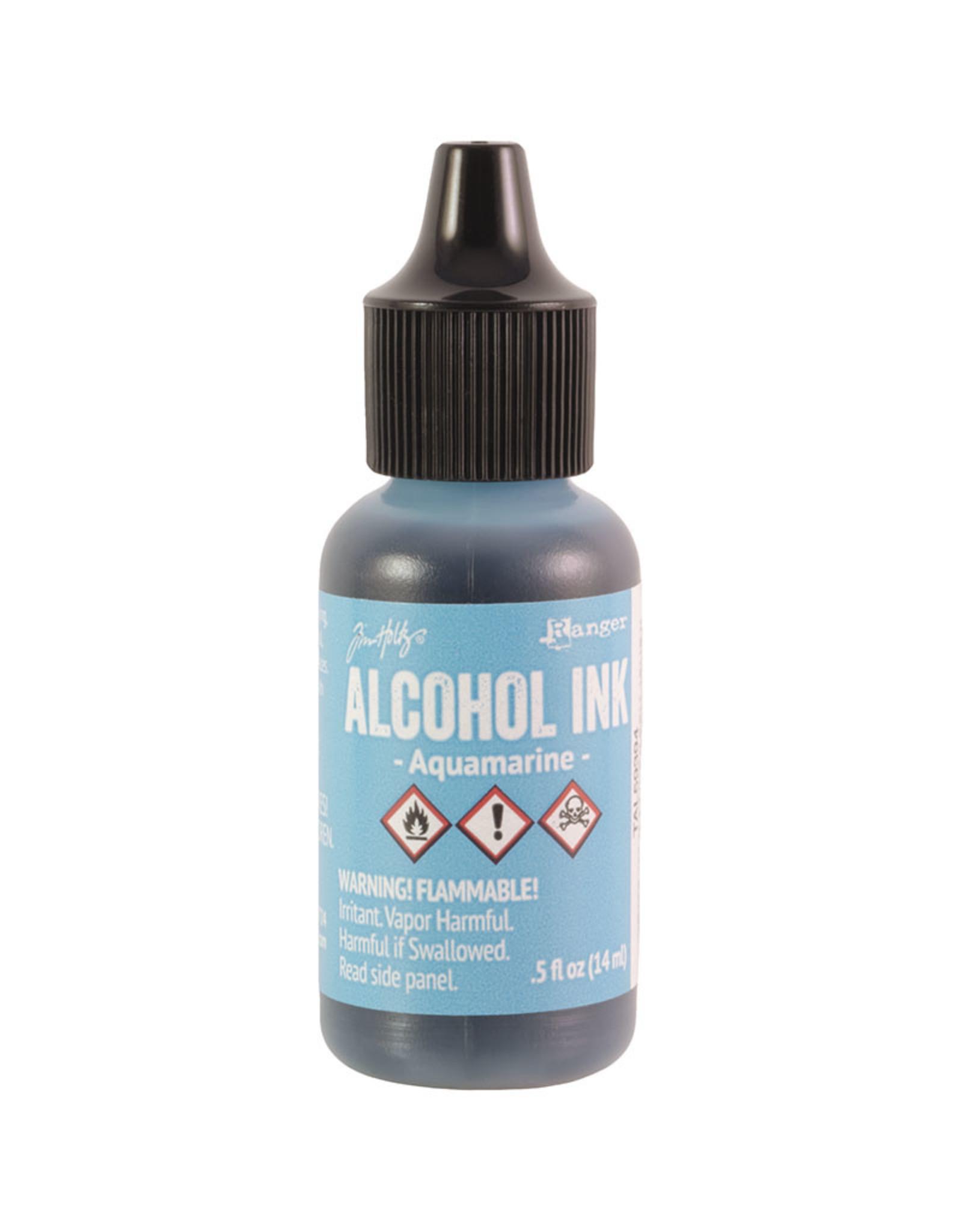 Tim Holtz Alcohol Ink 1/2 oz Aquamarine