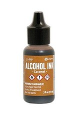 Tim Holtz Alcohol Ink 1/2 oz Caramel