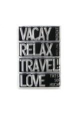 Block Words Travel