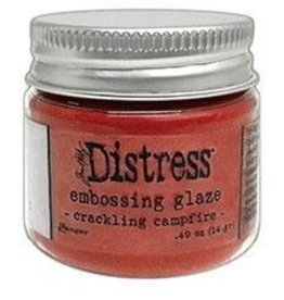 Tim Holtz Tim Holtz-Embossing Glaze Crackling Campfire