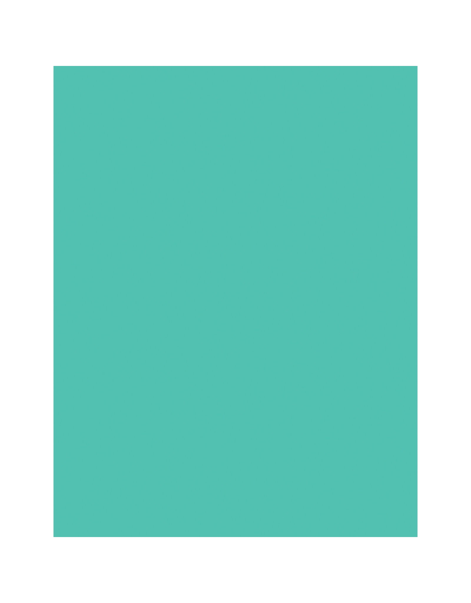 Bazzill Bazzill Card Shoppe 8.5x11 - Mint Julep