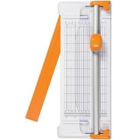 """Trimmer, 12"""" Portable Rotary - White"""