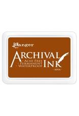 Ranger Archival Ink Pad Sepia