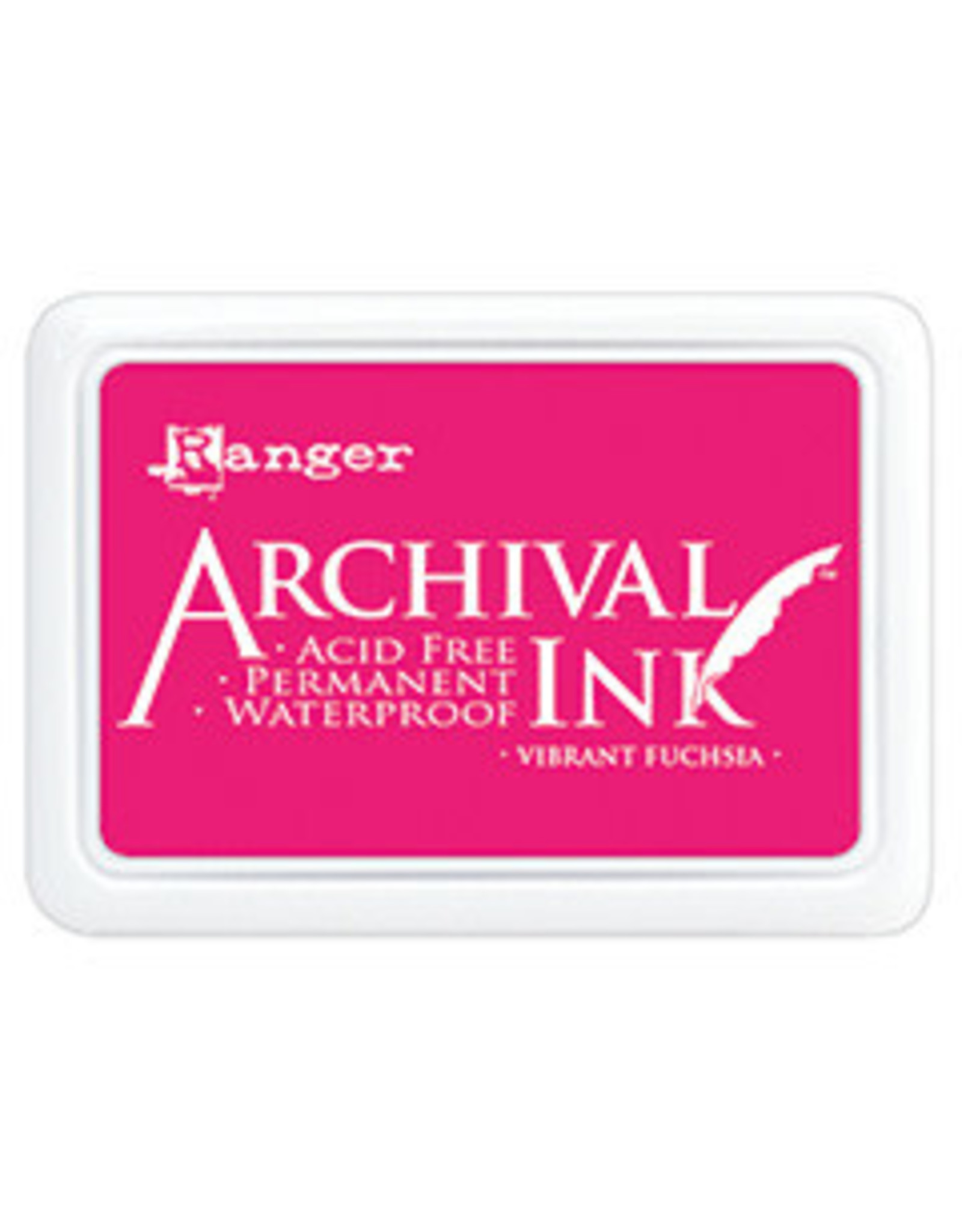 Ranger Archival Ink Pad Vibrant Fuchsia