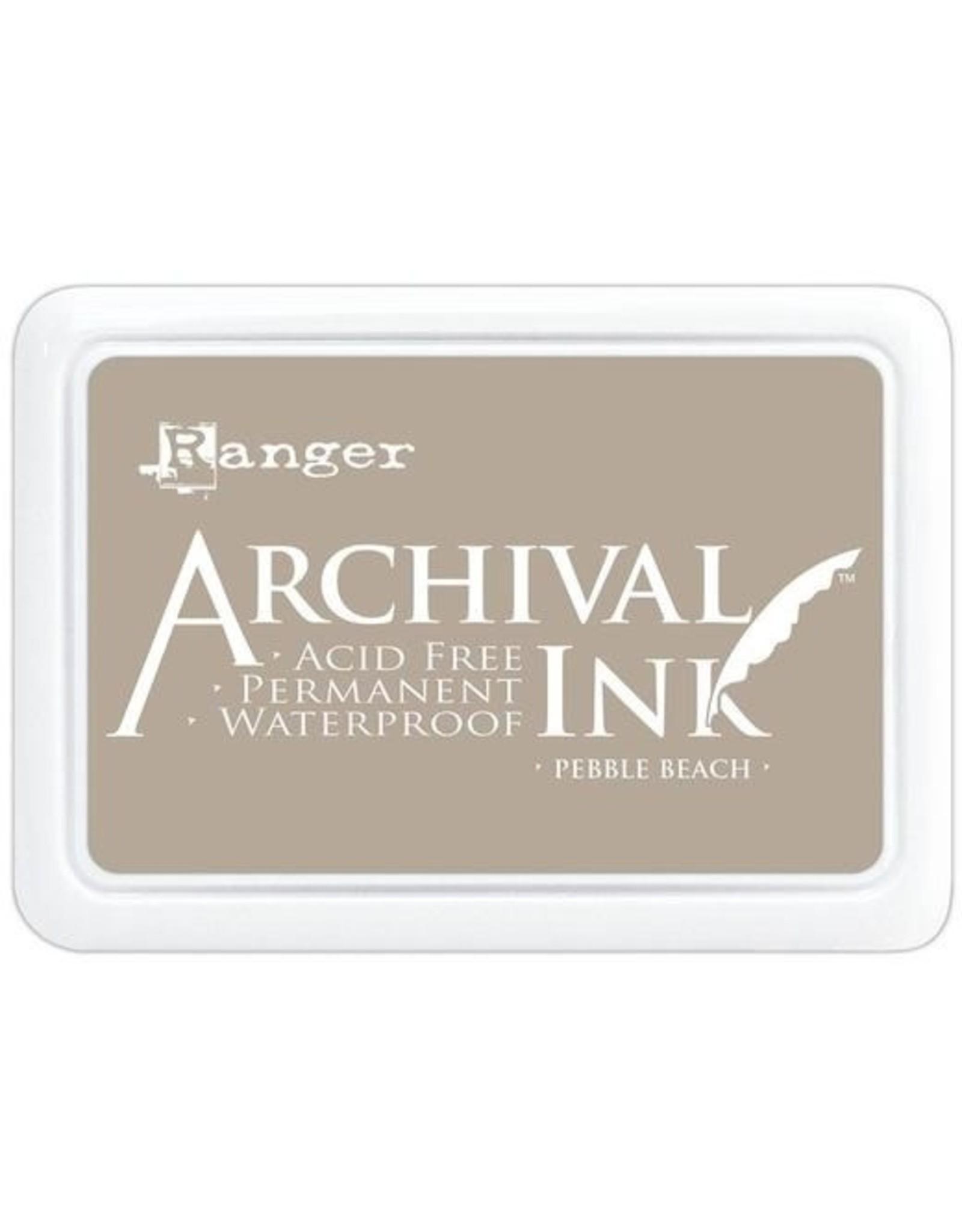 Ranger Archival Ink Pad Pebble Beach
