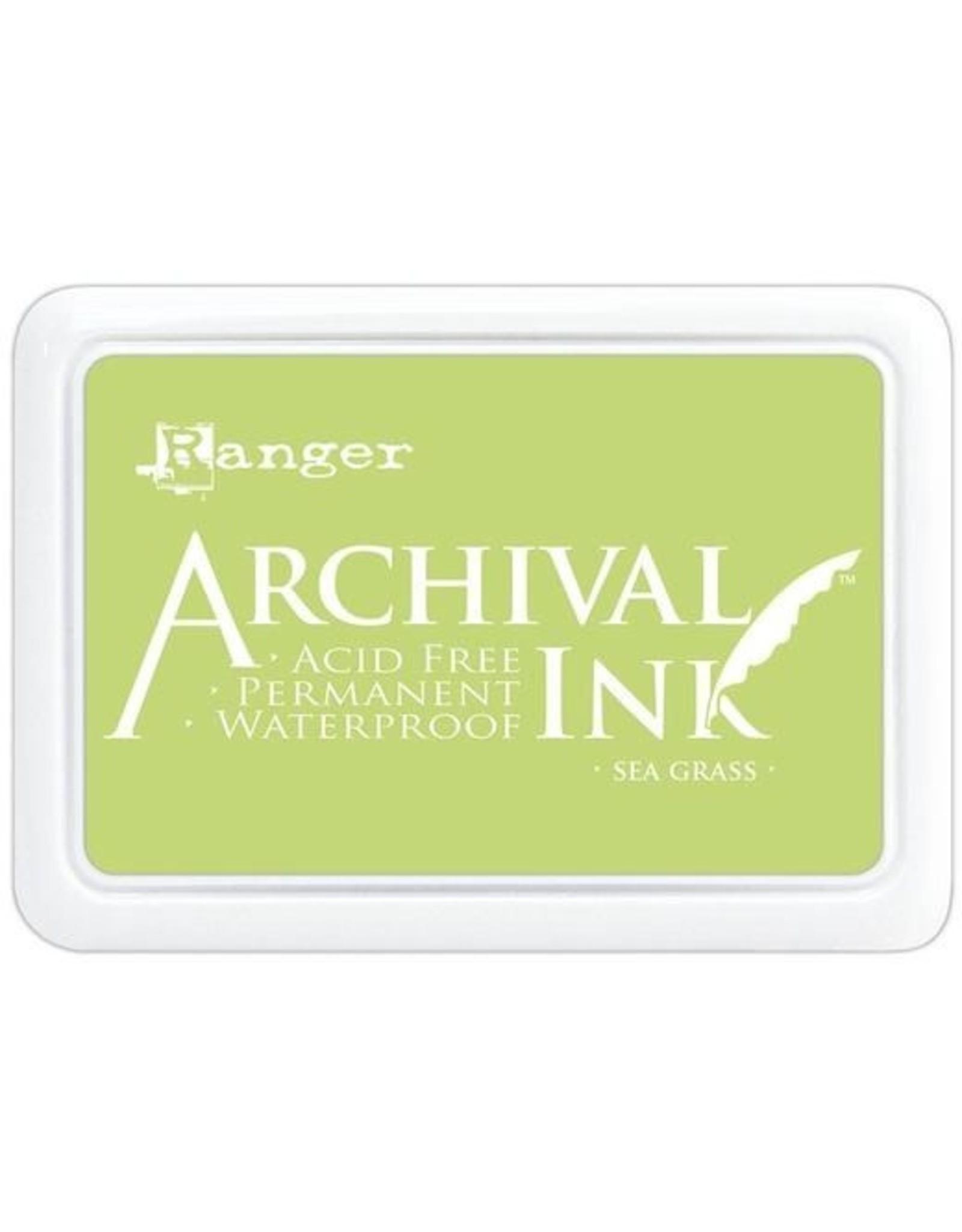 Ranger Archival Ink Pad Sea Grass
