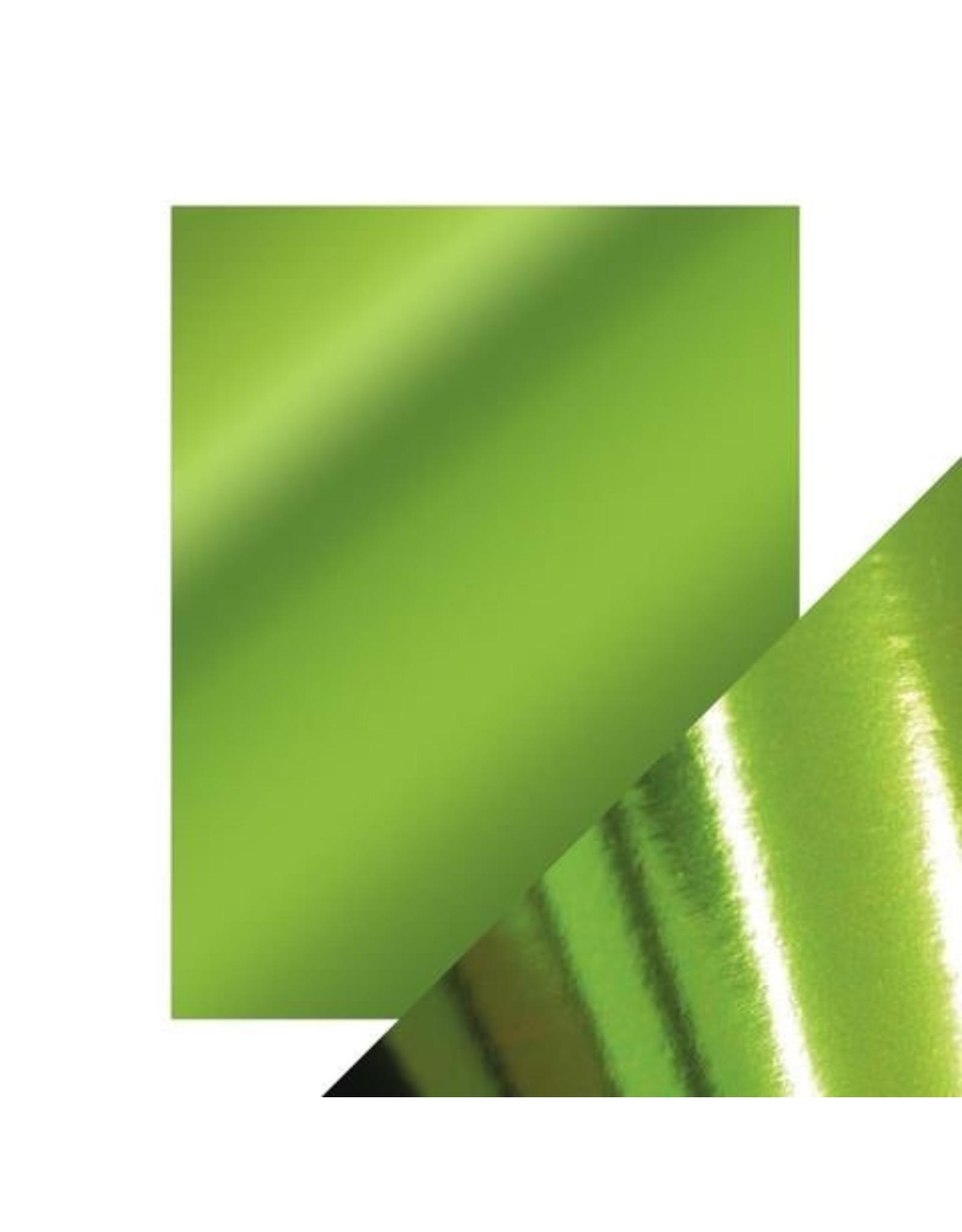 8.5X11 Mirror Cardstock, Gloss - Emerald Green (5/Pk)