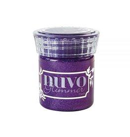 Nuvo Glimmer Paste, Amethyst Purple