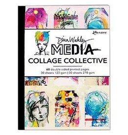 Mixed Media Collage Collective, Dina Wakley Media