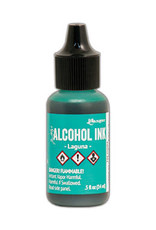 Tim Holtz Alcohol Ink 1/2 oz Laguna