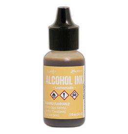 Tim Holtz Alcohol Ink 1/2 oz Lemonade