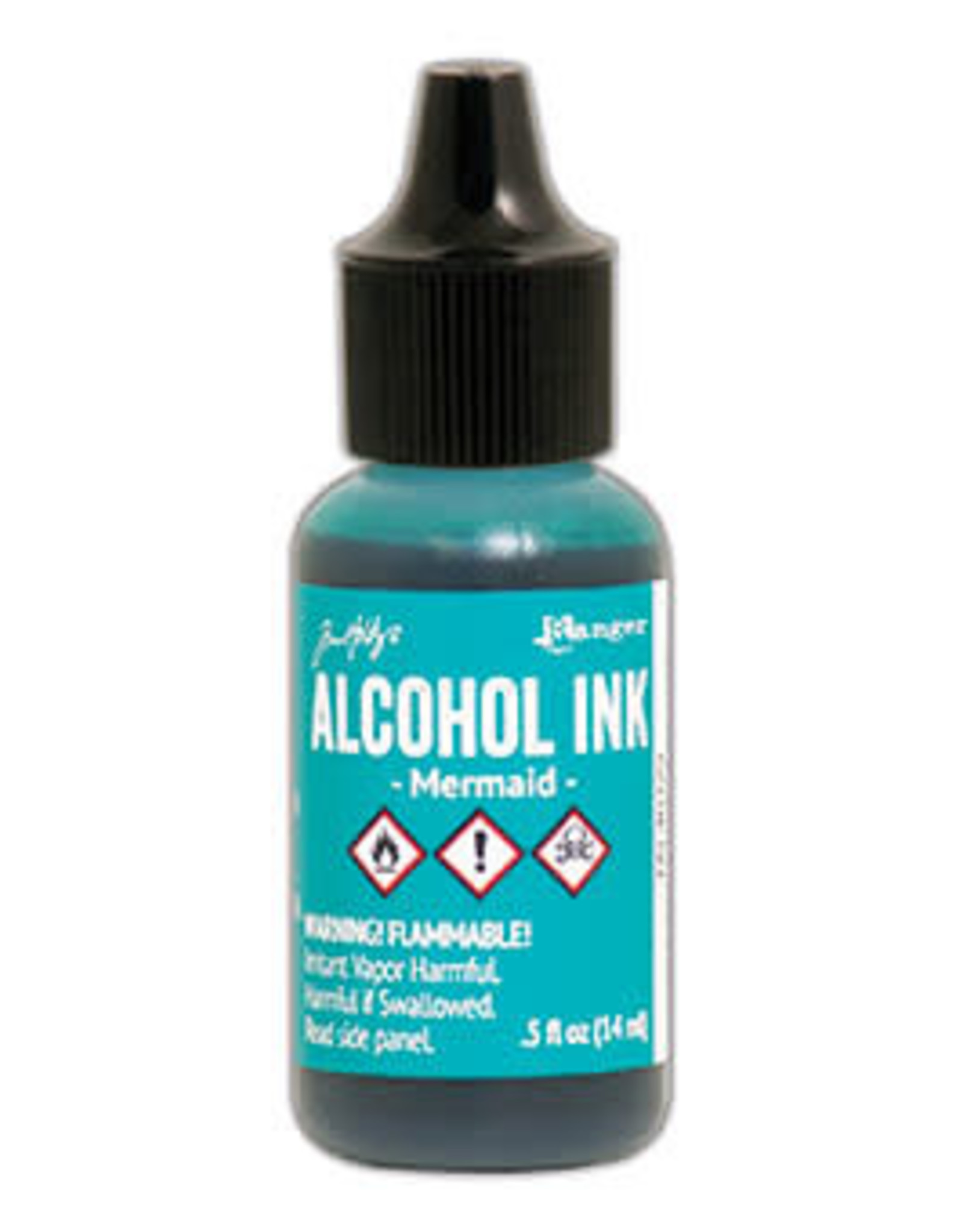 Tim Holtz Alcohol Ink 1/2 oz Mermaid