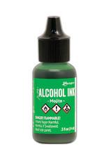 Tim Holtz Alcohol Ink 1/2 oz Mojito