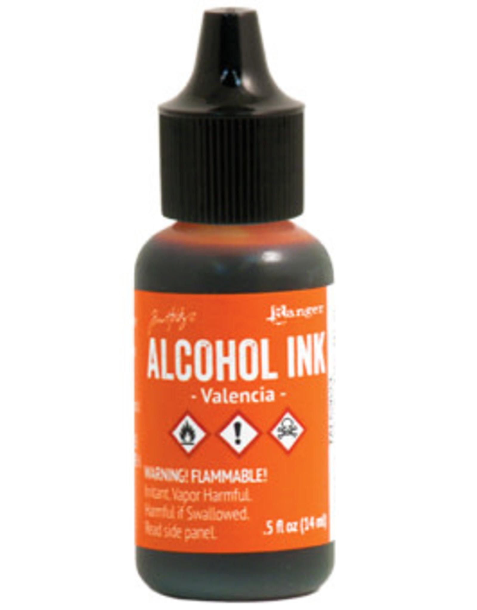 Tim Holtz Alcohol Ink 1/2 oz Valencia