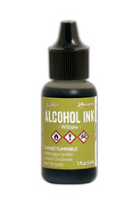 Tim Holtz Alcohol Ink 1/2 oz Willow