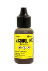 Tim Holtz Alcohol Ink 1/2 oz Dandelion