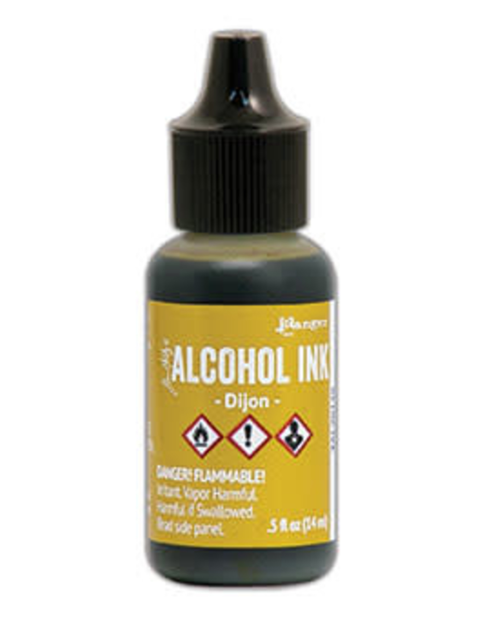 Tim Holtz Alcohol Ink 1/2 oz Dijon
