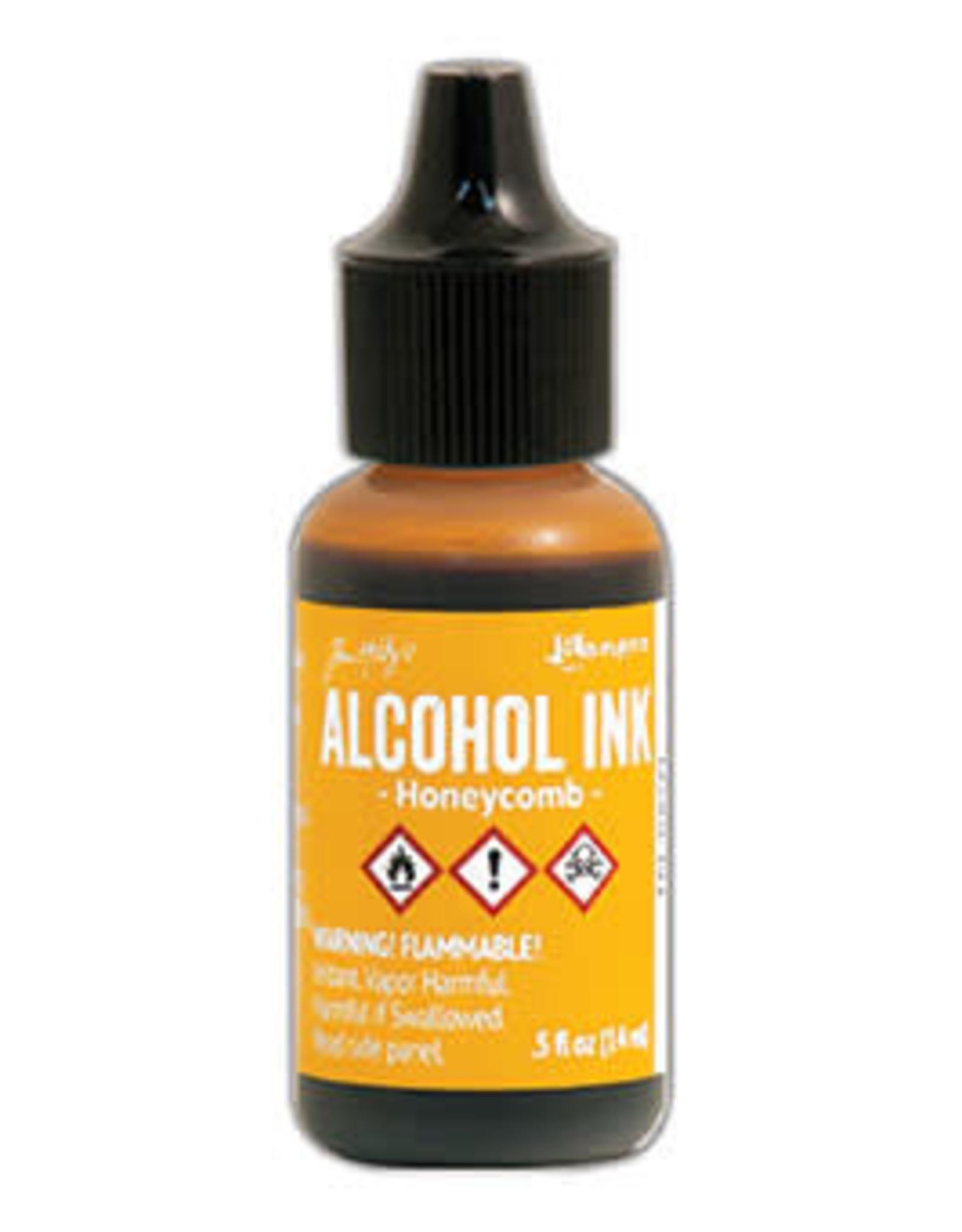 Tim Holtz Alcohol Ink 1/2 oz Honeycomb