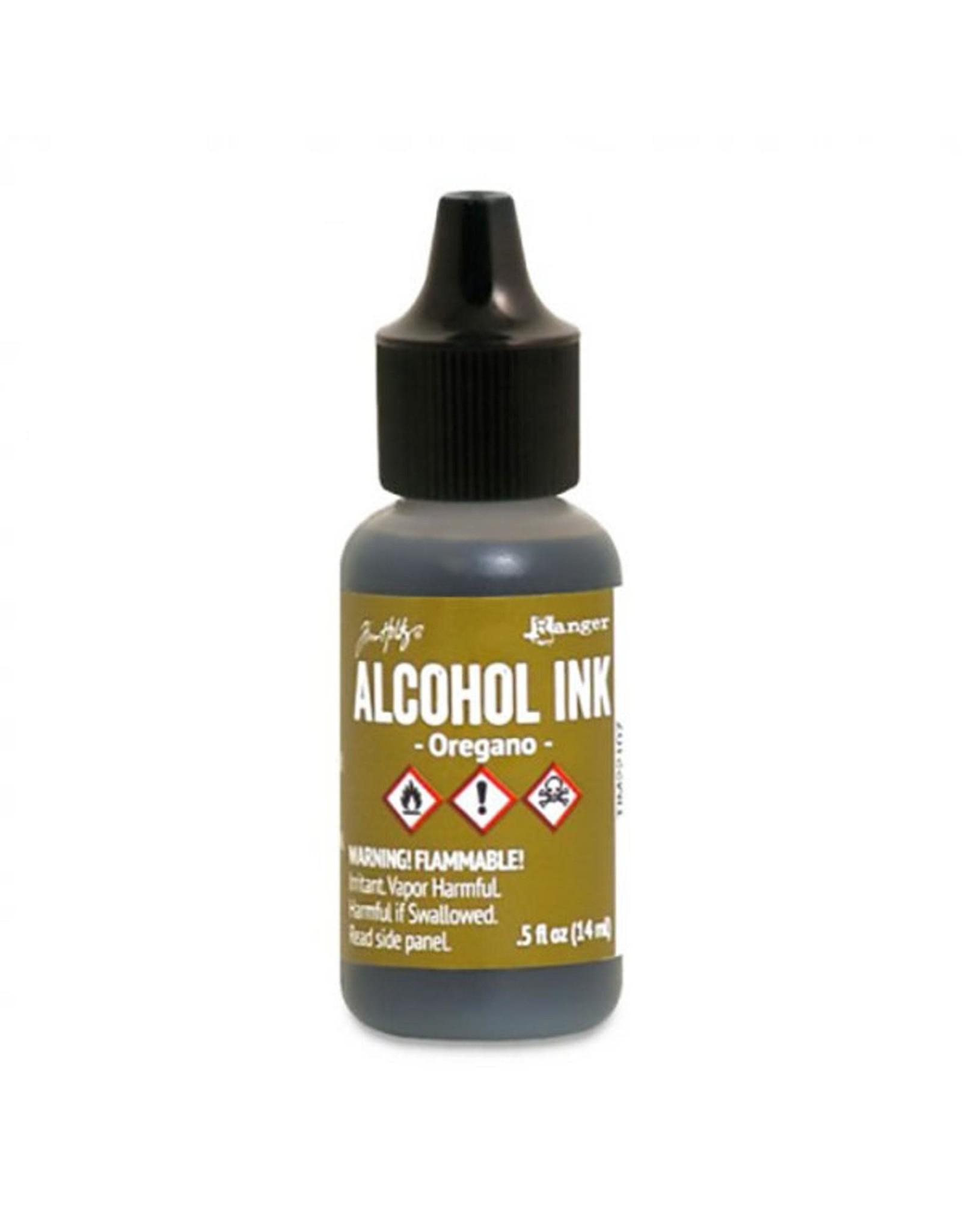 Tim Holtz Alcohol Ink 1/2 oz Oregano