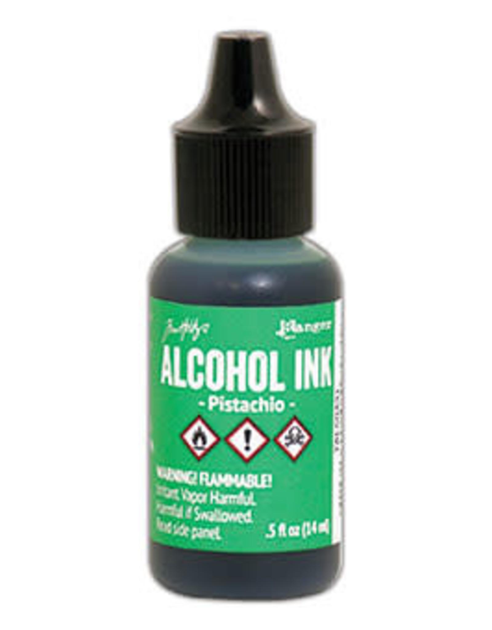 Tim Holtz Alcohol Ink 1/2 oz Pistachio
