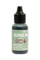 Tim Holtz Alcohol Ink 1/2 oz Moss