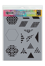 """Dylusions 1.5"""" QUILT-STENCILS DYLUSIONS"""