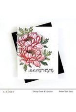 ALTENEW Build-A-Flower: Hawaiian Coral Layering Stamp and Die Set