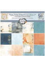 49 AND MARKET 12X12 Collection Pack, Vintage Artistry Wedgewood