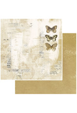 49 AND MARKET 12X12 Patterned Paper, Vintage Artistry Everyday - Lucent Ladies