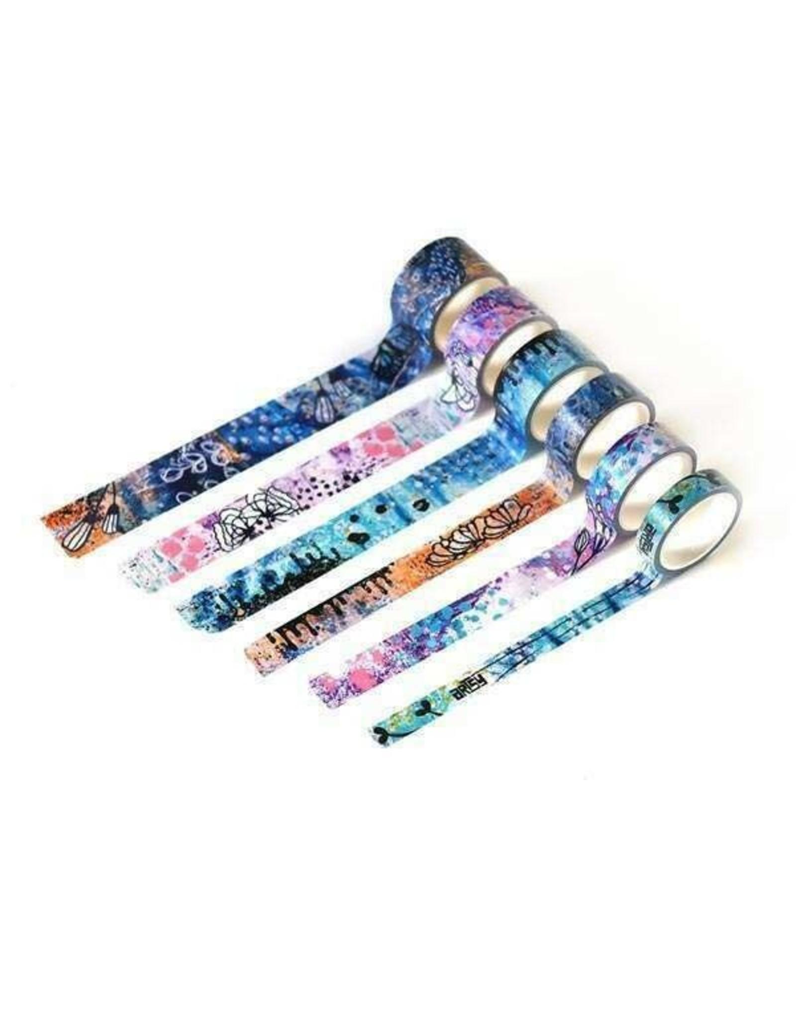 Elizabeth Craft Designs Artsy Scenery Washi Tape