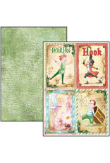 CIAO BELLA A4 Creative Pad, Neverland *Limited Edition*